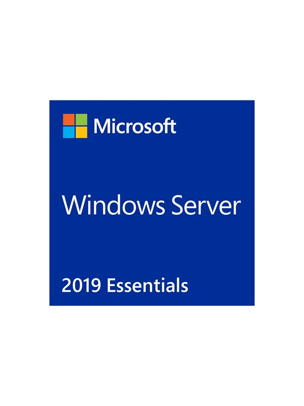 Image of   HP Microsoft Windows Server 2019 Essentials Edition Engelsk