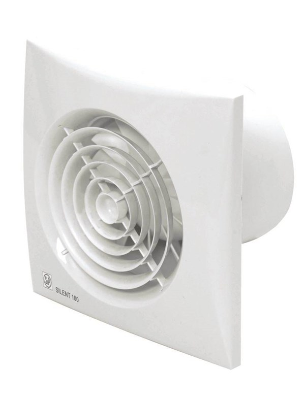 Image of   THERMEX Ventilator Silent 100 chrz