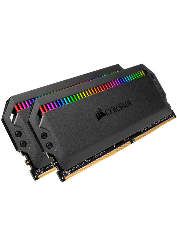 Image of   Corsair Dominator Platinum RGB DDR4-3466 C16 DC - 16GB