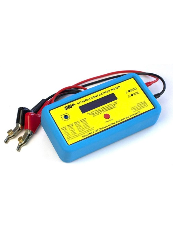 Image of   Elma Instruments Elma ACT612 batteritester