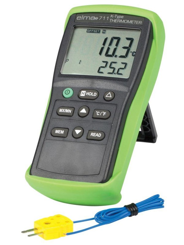 Image of   Elma Instruments Elma 711 - Digitalt termometer