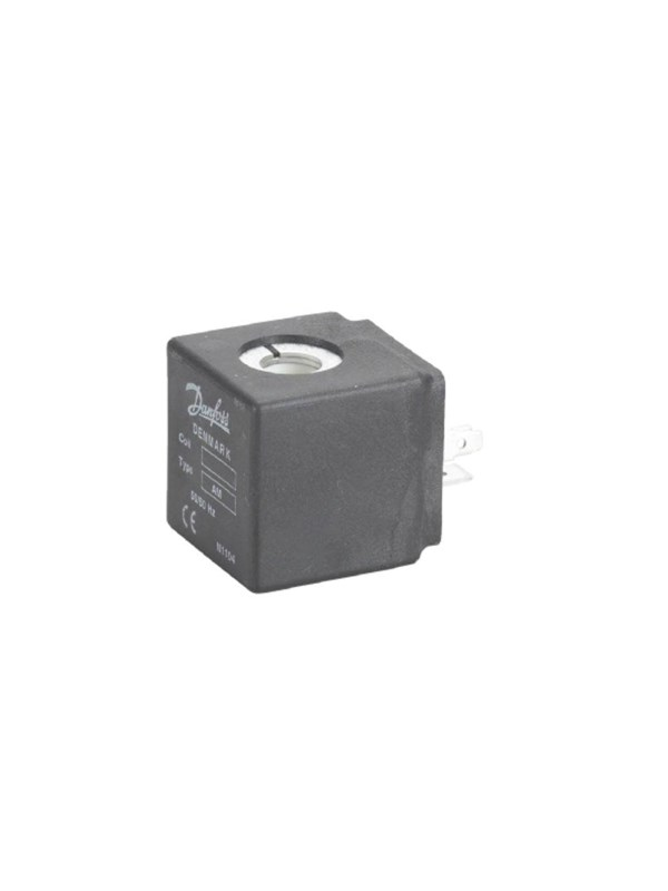 Image of   Danfoss SPOLE AM024D 24V DC 9,5 W 9 mm