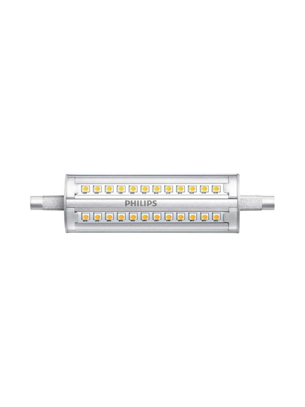 Philips LED pære CorePro R7S 118mm Dæmpbar 14-100W 830 R7s