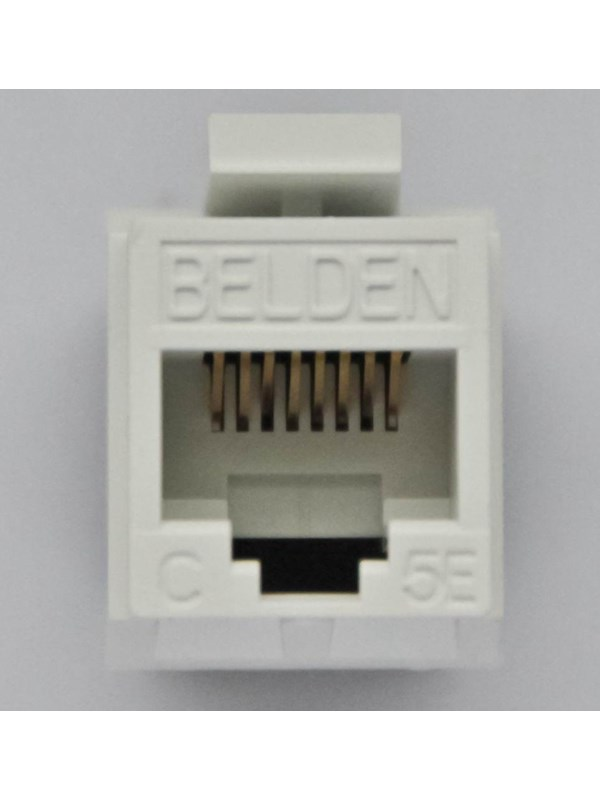 Image of   Belden Gigaflex keystone ps5 wh 8pins non-k