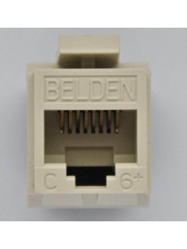 Image of   Belden Gigaflex keystone ps6 wh 8pins non-k