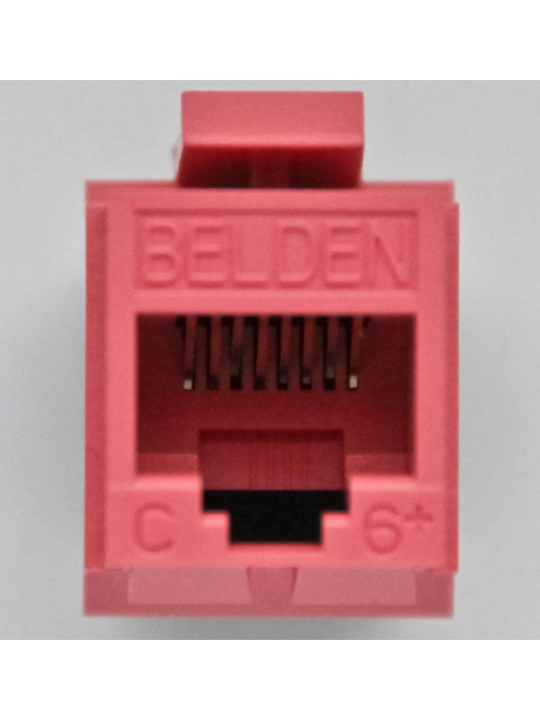 Image of   Belden Gigaflex keystone ps6 rd 8pins non-k