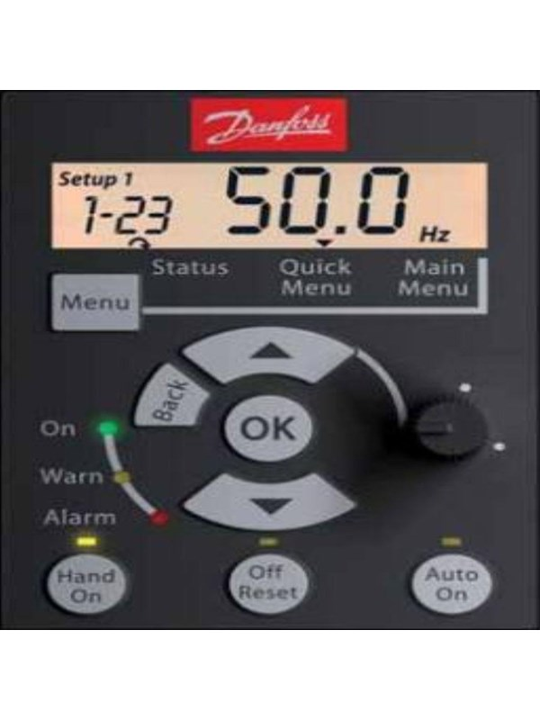 Image of   Danfoss Control panel with potentiometer