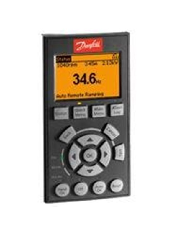 Image of   Danfoss Graphic control panel (lcp102)
