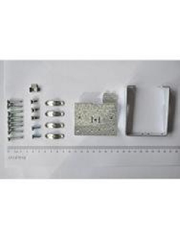 Image of   Danfoss Emc de-couplingplate kit for size m1 and m2