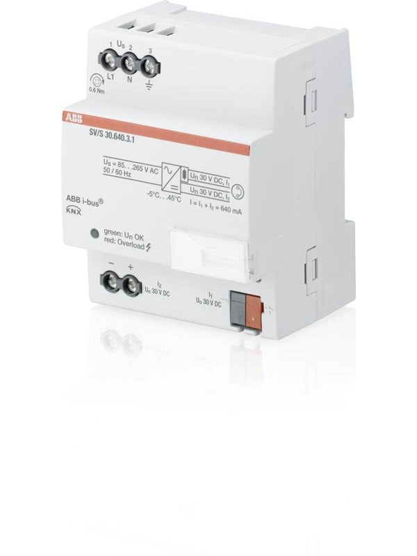 Image of   ABB Sv/s30.640.3.1 powersupply.640ma