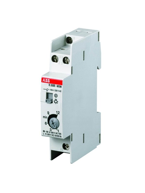 Image of   ABB E232e-230n staircase time switch