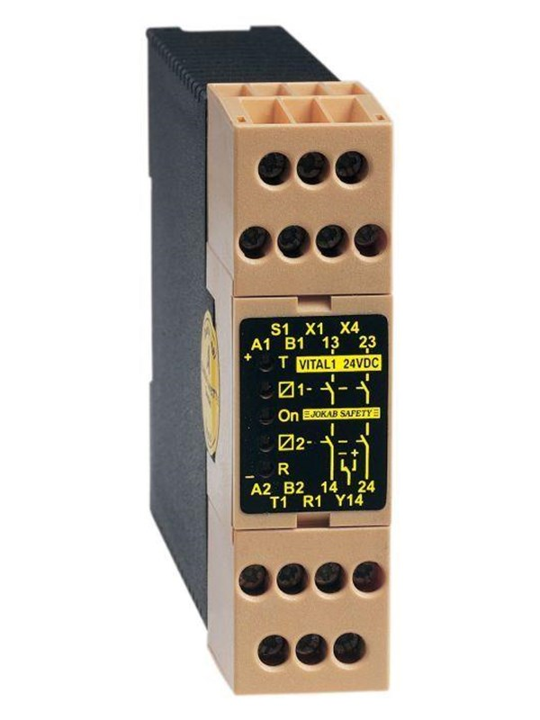 Image of   Jokab Safety Safety controller vital 1