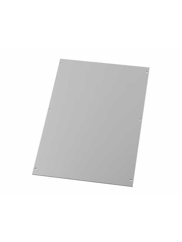 Image of   ABB Pk48 mounting plate plastic