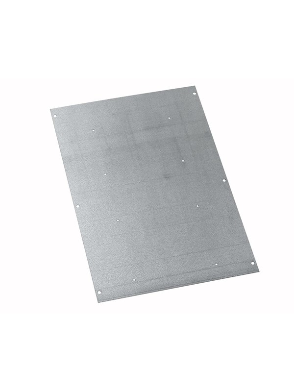 Image of   ABB Pk67 mounting plate steel