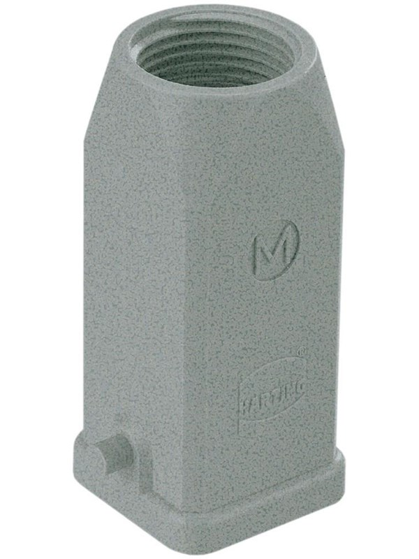 Image of   Harting Han A hood top entry 2 PEGS M20