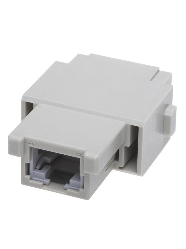 Image of   Harting Han 1MOD-F RJ45 module, gender changer