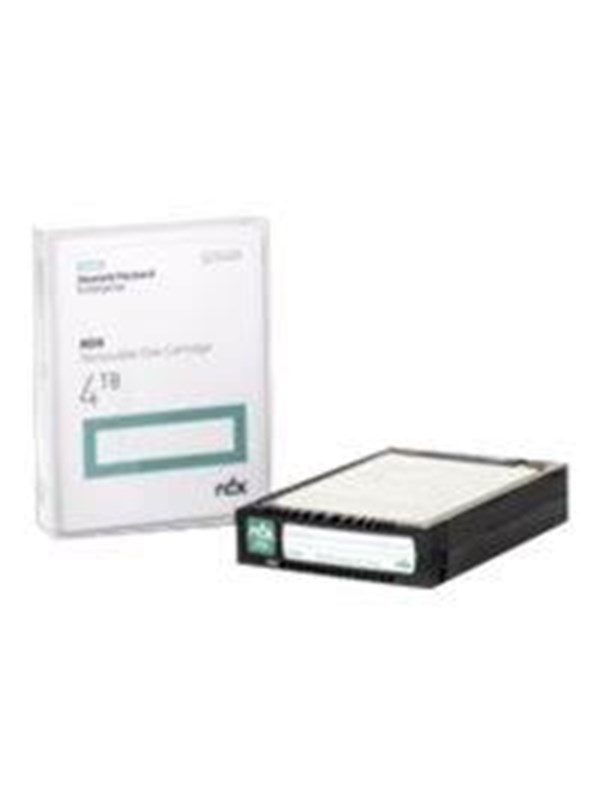 Image of   HP E RDX 4TB Removable Disk Cartridge