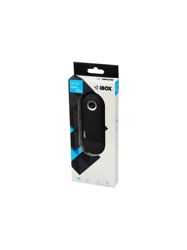 Image of   iBOX CAR KIT CK03 - speaker phone