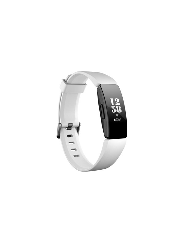 Image of   Fitbit Inspire HR - one size - white