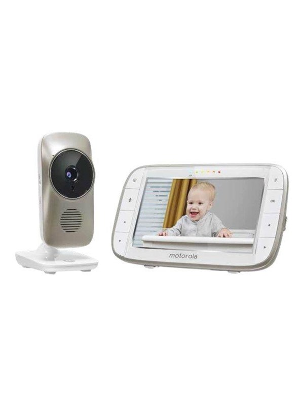 Image of   Motorola MBP845 Connect - baby monitoring system - wireless