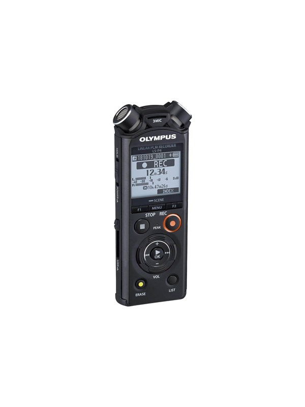 Image of   Olympus LS-P4 - voice recorder