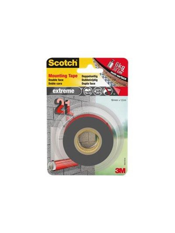 Image of   3M Scotch Extreme Mounting 21