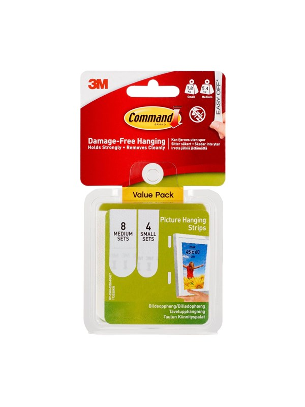 Image of   3M Command Picture Hanging Strips