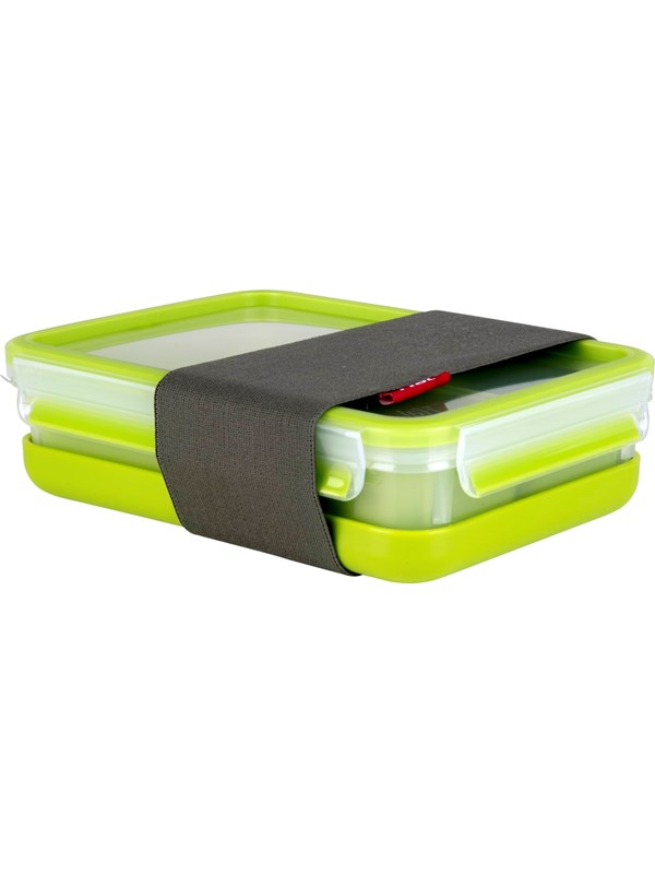 Tefal MasterSeal TO GO lunchbox rect. 1.2L