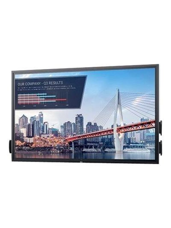 "Image of   Dell C7520QT 75"" Class (74.52"" viewable) LED display"