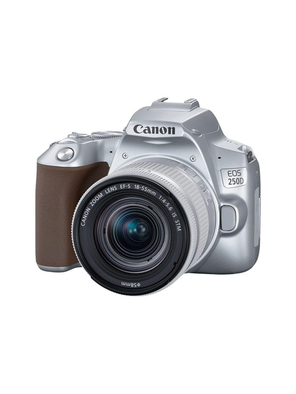 Image of   Canon EOS 250D 18-55mm IS STM - Silver