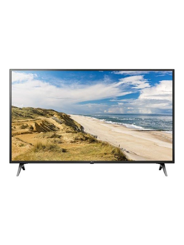 "Image of   LG 49"" Fladskærms TV 49UM7100 - LED - 4K -"
