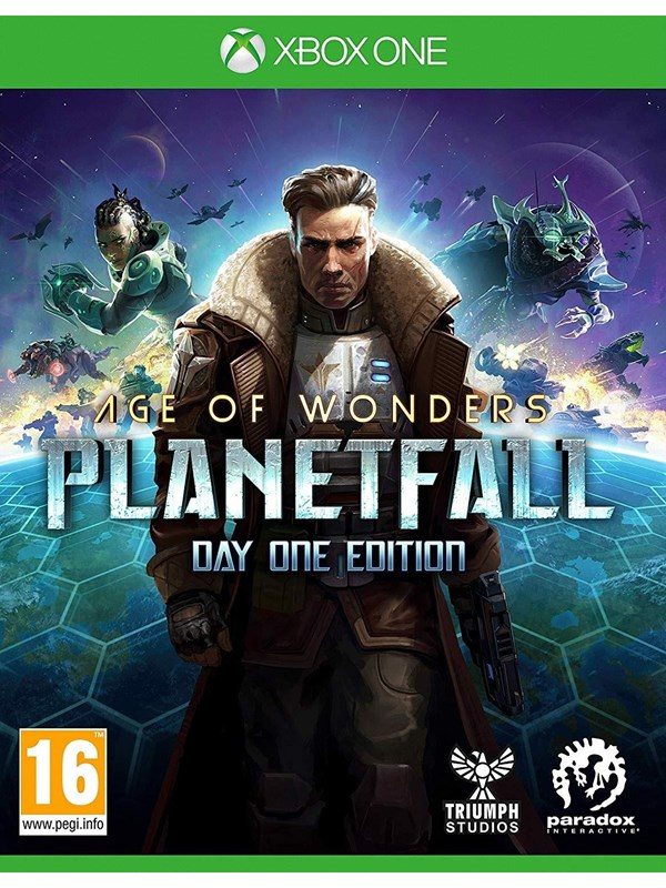 Image of   Age of Wonders: Planetfall (Day1 Edition) - Microsoft Xbox One - Strategi
