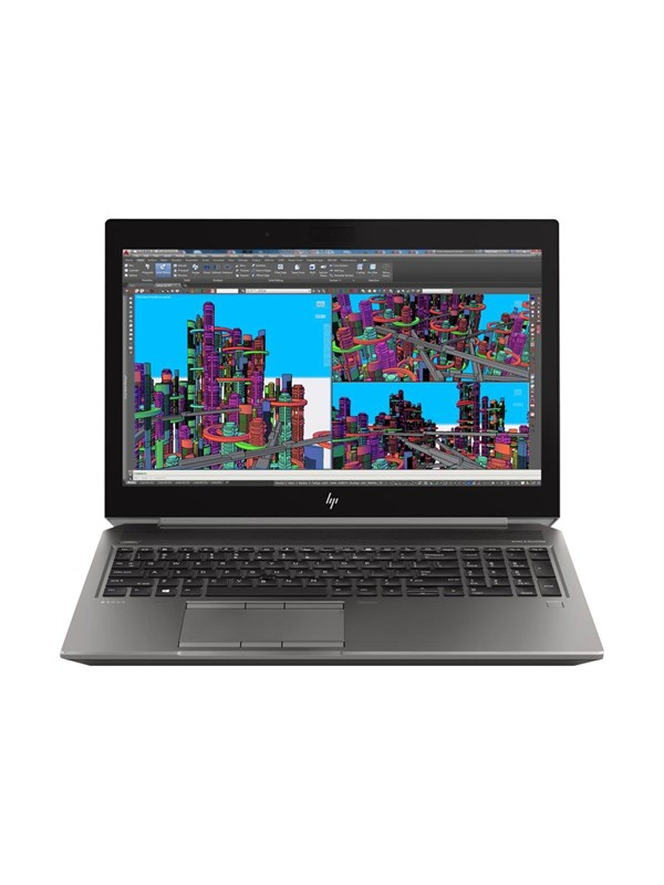 HP ZBook 15 G5 Mobile Workstation thumbnail
