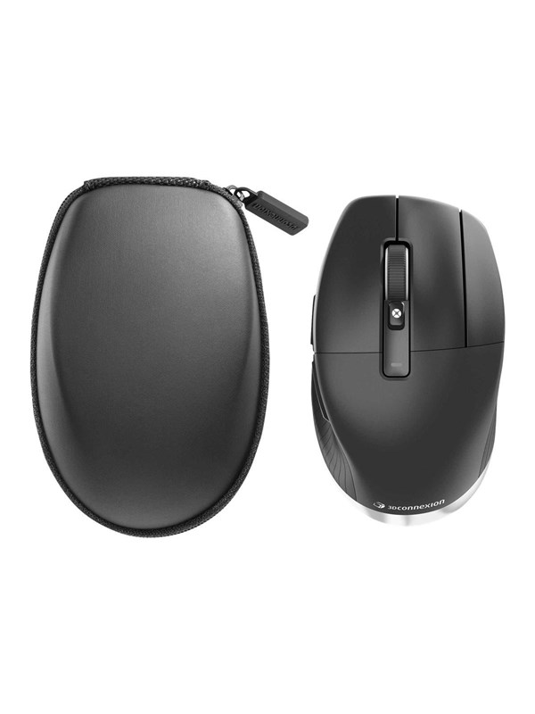 Image of   3Dconnexion CadMouse Pro Wireless - Mus - Laser - 7 knapper - Sort