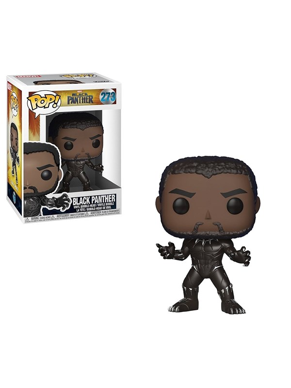 Image of   Funko! POP VINYL Marvel BP Black Panther