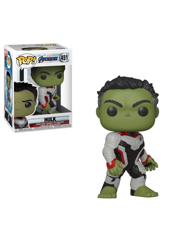 Image of   Funko! POP VINYL Marvel Avengers Hulk