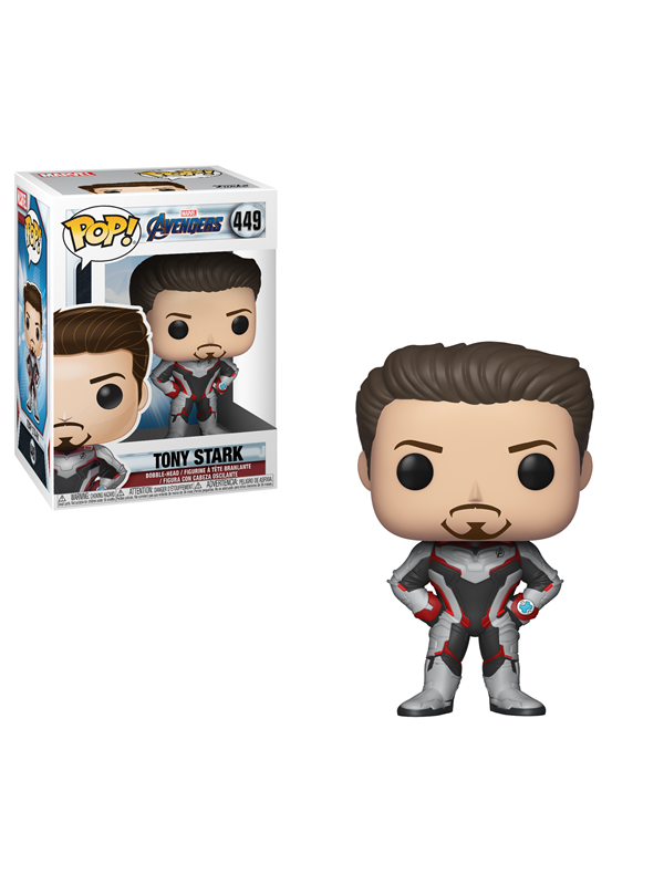 Image of   Funko! POP VINYL Marvel Avengers Tony Stark