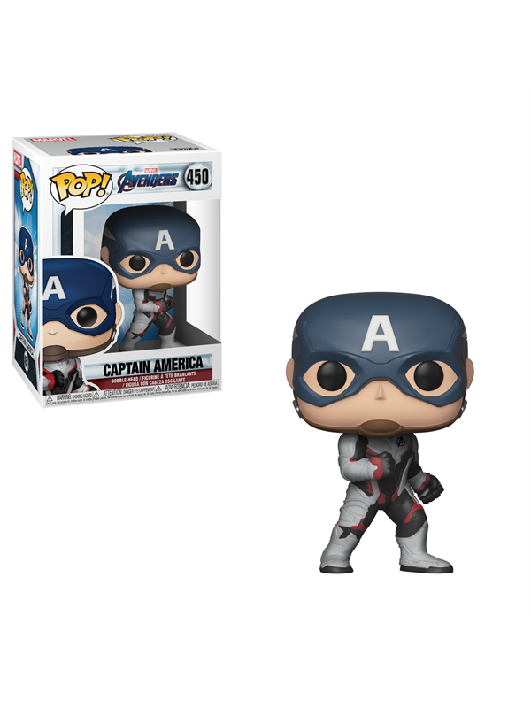 Image of   Funko! POP VINYL Marvel Avengers Captain America