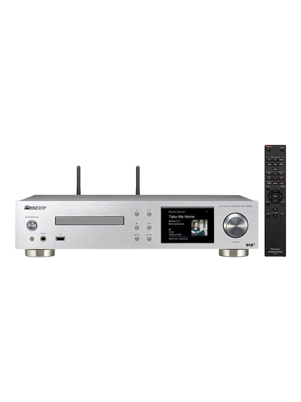 Image of   Pioneer NC-50DAB - network CD receiver