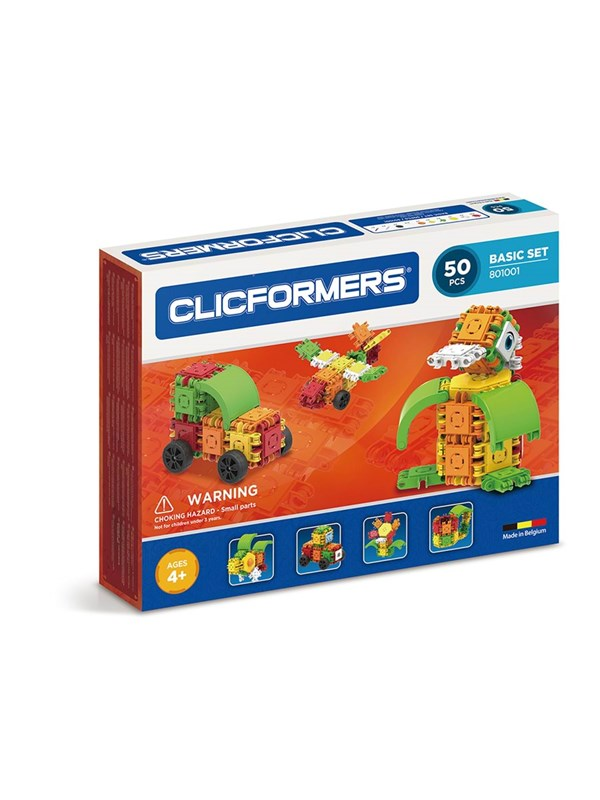 Image of   Clicformers Clicformers Basis 50 Sæt