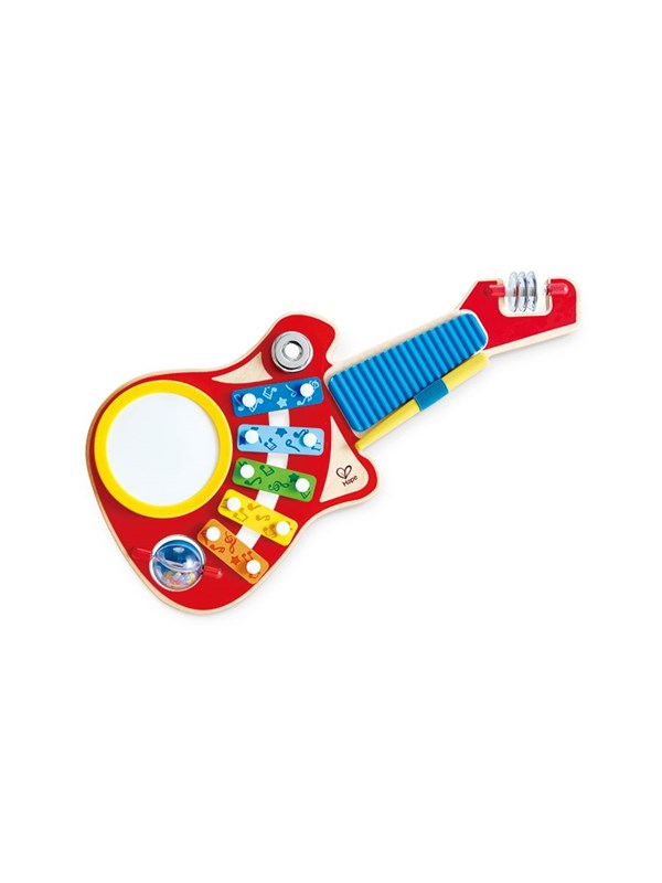 Image of   Hape 6-in-1 Guitar Band