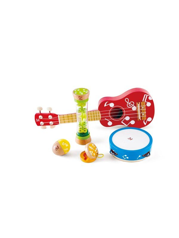 Image of   Hape Hape Mini Band Sæt