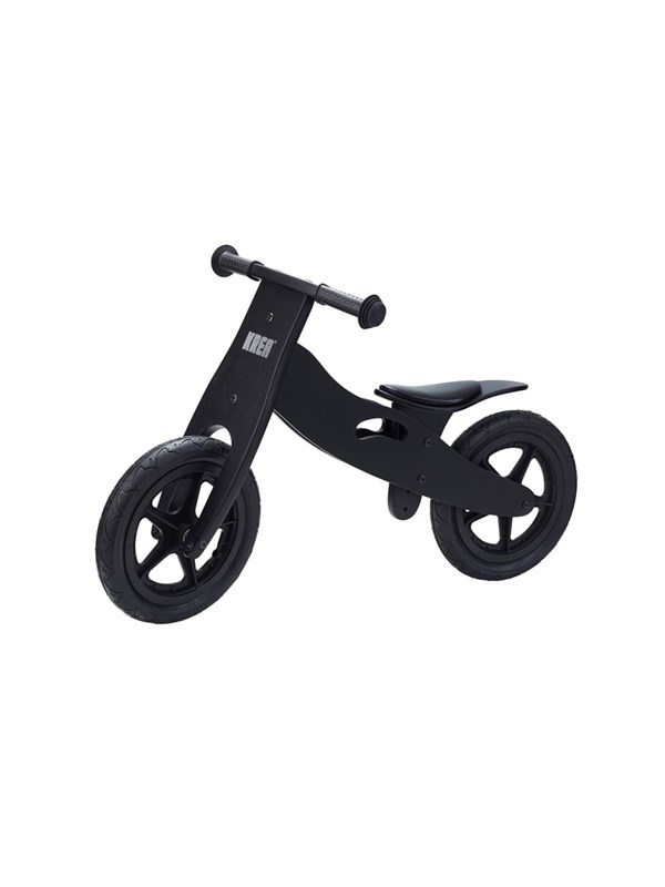 Image of   Krea Running Bike Black Wood