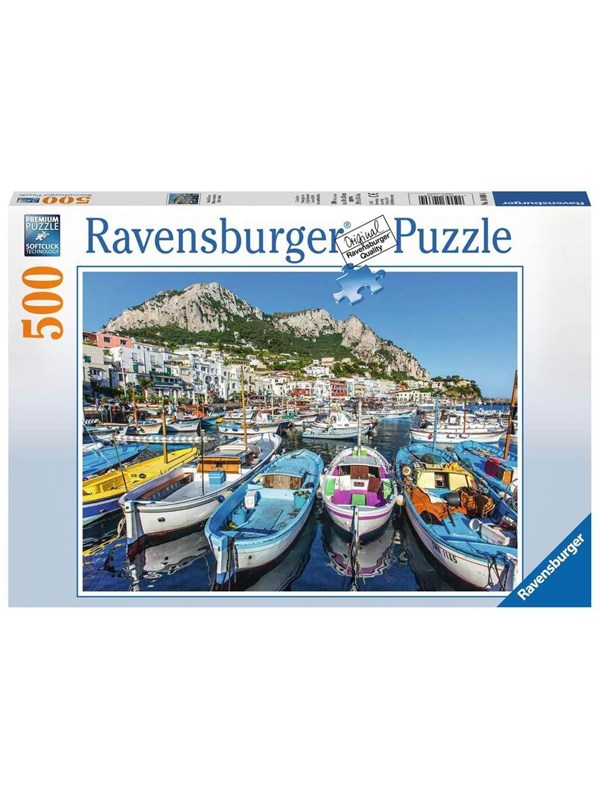 Ravensburger Colorful Marina - 500p