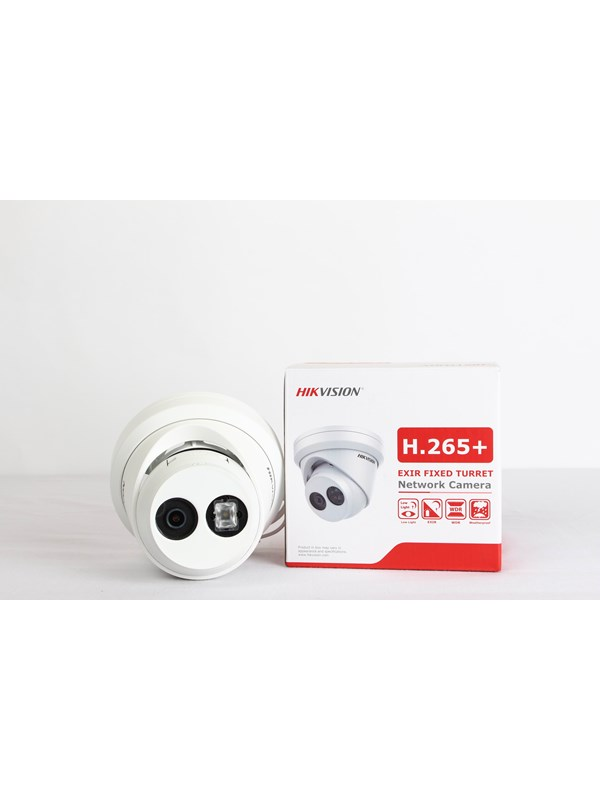 Image of   Hikvision Digital Technology Hikvision 4 MP IR Fixed Turret Network Camera