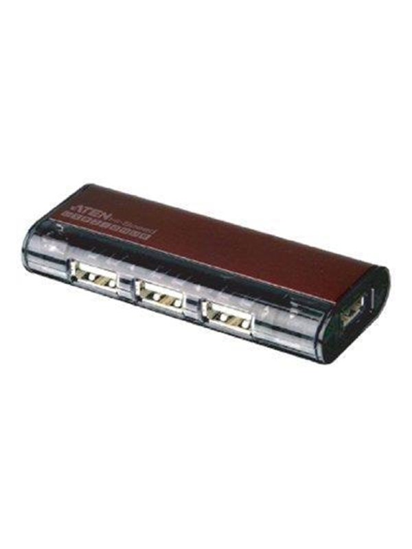 Image of   ATEN UH-284 USB hub - 4 ports -