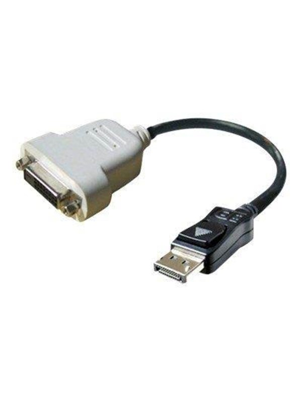 Image of   Dell DisplayPort-to-DVI Adapter - DVI adapter
