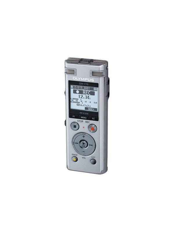 Image of   Olympus DM-770 - voice recorder