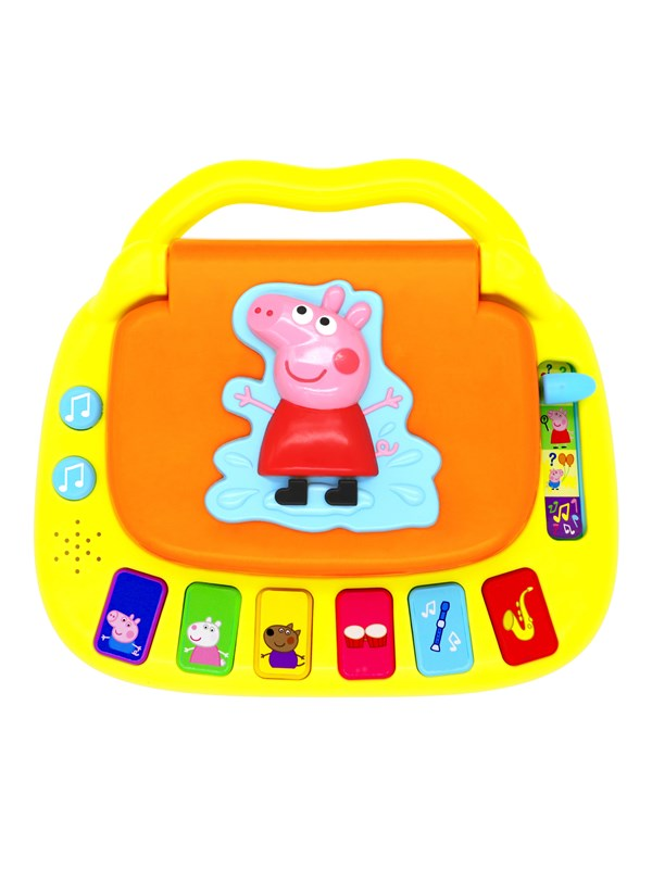 Image of   Peppa Pig Laugh & Learn Laptop (DK)