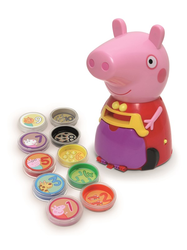 Image of   Peppa Pig Count With Peppa (DK)